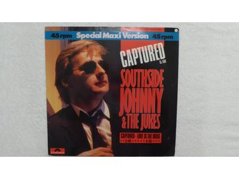 SOUTHSIDE JOHNNY & THE JUKES - MAXIVINYL - CAPTURED!!!