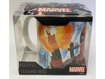 Mugg - Marvel - Deadpool Guerilla