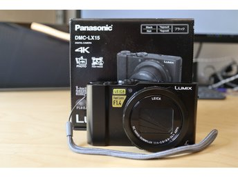 Panasonic Lumix DMC-LX15 Compact Digital Camera - Stockholm - Panasonic Lumix DMC-LX15 Compact Digital Camera - Stockholm