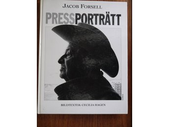 Pressporträtt - Jacob Forsell