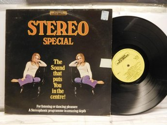 STEREO SPECIAL - THE SOUND THAT PUTS YOU IN THE CENTRE