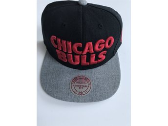 Chicago Bulls - Mitchell & Ness - keps (NY)