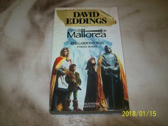 David Eddings - Sagan om Mallorea - Belgarions son första boken (Pocket) - östra Ljungby - David Eddings - Sagan om Mallorea - Belgarions son första boken (Pocket)BETALNINGSINSTRUKTION FINNS I TRADERAS VINNARMAILSAMFRAKTAR NATURLIGTVISKOLLA ÄVEN MINA ANDRA ANNONSERVINST KAN HÄMTAS PÅ PLATS - östra Ljungby