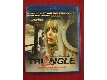 TRIANGLE  -  MELISSA GEORGE - SKRÄCK - BLU-RAY