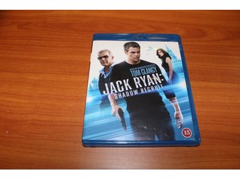 Blu-ray: Jack Ryan: shadow recruit (Chris Pine)