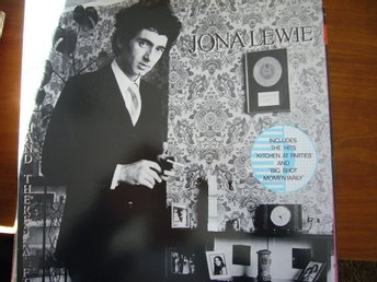 Jona Lewie - On the other hand there´s a fist, SEEZ8, UK-press, EX/G++