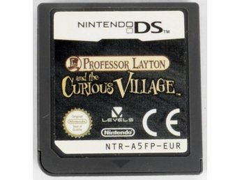 Professor Layton And The Curious Village -