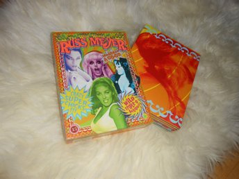 The wild world of Russ Meyer (Box)