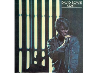 DAVID BOWIE - STAGE (1:ST PRESS, GATEFOLD) 2xLP