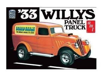 AMT 1/25 1933 Willys Panel