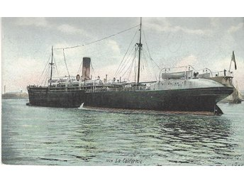 "French Liner "" LA CALIFORNIE """