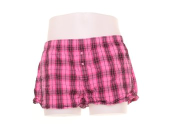 I only sleep in pink, Pyjamasshorts, Strl: M, Rosa/Flerfärgad