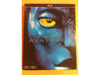 Blu-Ray: AVATAR - James Cameron´s