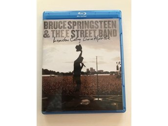 Bruce Springsteen & The E-Street Band: London Calling (som ny, spelad 1 gång)