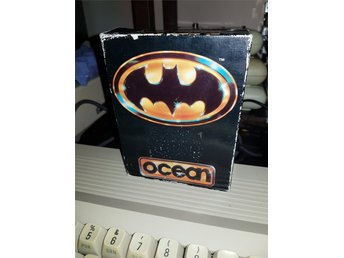 BATMAN THE MOVIE till Commodore 64