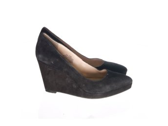 Nine West, Kilklackar, Strl: 37, Svart