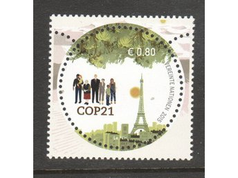 UNITED NATION (WIEN) - MI900 - COP-21**