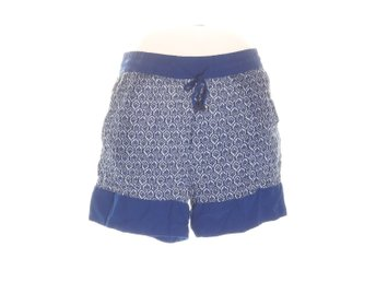 Holly & Whyte by Lindex, Shorts, Strl: S, Blå/Vit