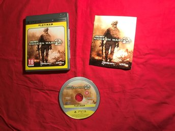 CALL OF DYTY MODERN WARFARE 2 PS3 PLAYSTATION 3 BRA SKICK