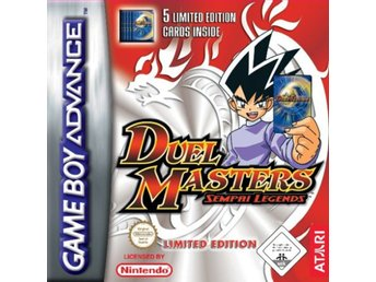 Duel Masters: Sempai Legend - Gameboy Advance