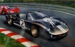 Trumpeter 1/12 FORD GT40 MK.II LEMANS WINNER 1966