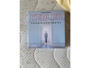 Lars Kepler - Paganinikontraktet - Arlöv - Lars Kepler - Paganinikontraktet - Arlöv