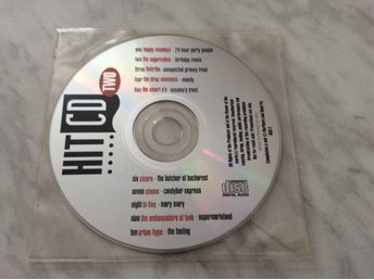 Hit CD Two -   Genre: Electronic, Style: Hardcore, Pop Rock, Synth-pop, -1992