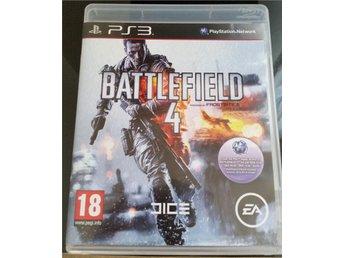 Battlefield 4 (nyskick) - Hägersten - Battlefield 4 (nyskick) - Hägersten