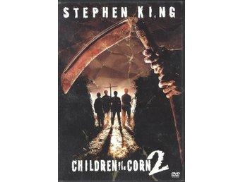 Children of The Corn 2 - 1993 - OOP - DVD - Bålsta - Children of The Corn 2 - 1993 - OOP - DVD - Bålsta