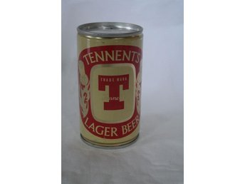 Tennent´s Lager Beer Trade Mark 60 - 70-tal