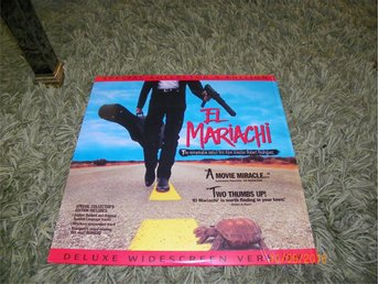 El Mariachi Deluxe widescreen version Special collectors 1LD