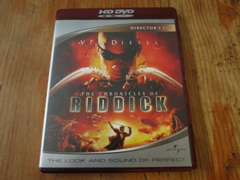 THE CHRONICLES OF RIDDICK (HD DVD)