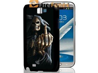 Galaxy Note II(N7100)/Skull/3D mobilskal/mobilskydd - Solna - Galaxy Note II(N7100)/Skull/3D mobilskal/mobilskydd - Solna