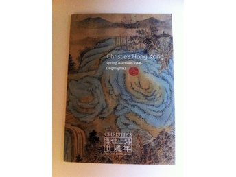 Katalog Christies HongKong Spring Auction 2006 Contemporary and Chinese Ceramics