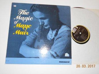 MAYO MUIR - the magic of, Folk LP MGM USA 1964 Leadbelly Malvina Reynolds - Gävle - MAYO MUIR - the magic of, Folk LP MGM USA 1964 Leadbelly Malvina Reynolds - Gävle