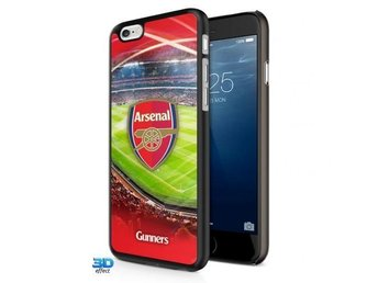 Arsenal - iPhone 7 Hard Case 3D - Varberg - Arsenal - iPhone 7 Hard Case 3D - Varberg