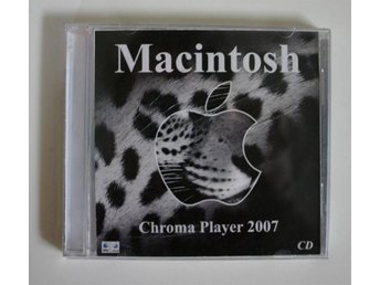 Chroma Player for Mac 2007