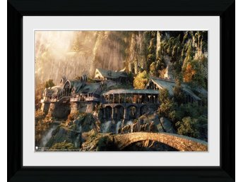 Tavla - Film - Lord of the Rings Rivendell