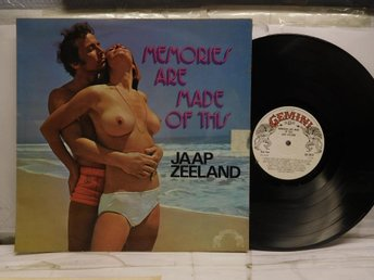 JAAP ZEELAND - MEMORIES ARE MADE OF THIS - UK PRESS