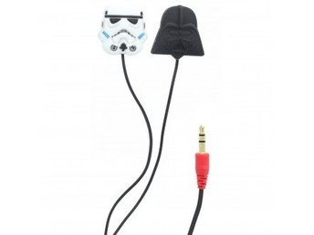 STAR WARS Hörlur In-Ear 85dB barnspärr