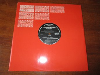"MODERN SOUND - True Love - Remixed Records RR T2, 12"" 1992"