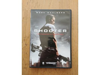 Shooter (Mark Wahlberg) 2007 - DVD