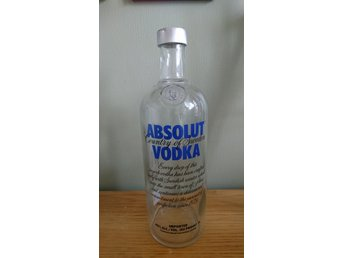 Absolut vodka original 1