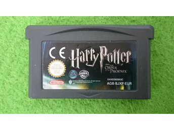 Harry Potter and the Order of the Phoenix Gameboy Advance Nintendo GBA