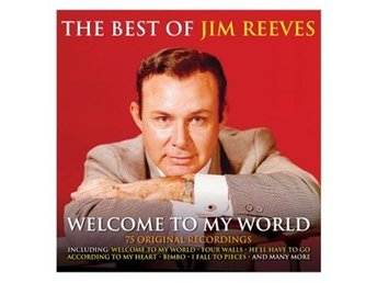 Reeves Jim: Welcome to my world (3 CD)