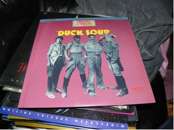 Duck Soap - The 4 Marx Brothers - Encore Edition - 1st Laserdisc
