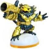 Spel Wii Xbox PS3 PS4 Wii U PC - Skylanders GIANTS JET VAC  Legendary guld