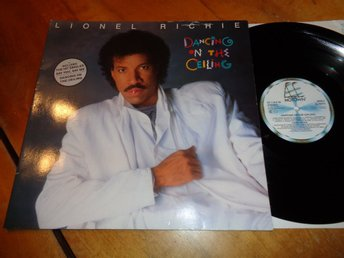 "Lionel Richie ""Dancing On The Ceiling"""