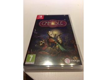Candle the power of the flame - Nintendo Switch