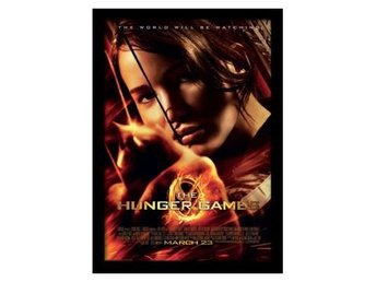 The Hunger Games Inramad Bild Aim